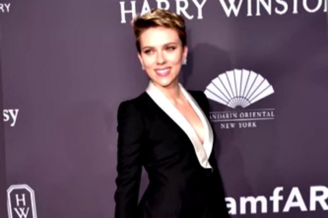 I'm barely holding it together: Scarlett Johansson on being a working mum