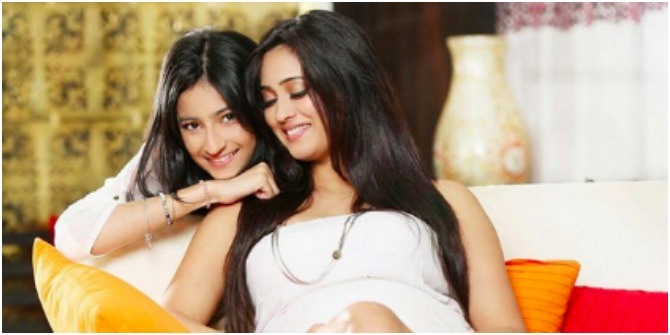 Finally! Shweta Tiwari shares the first ever picture of her two kids together