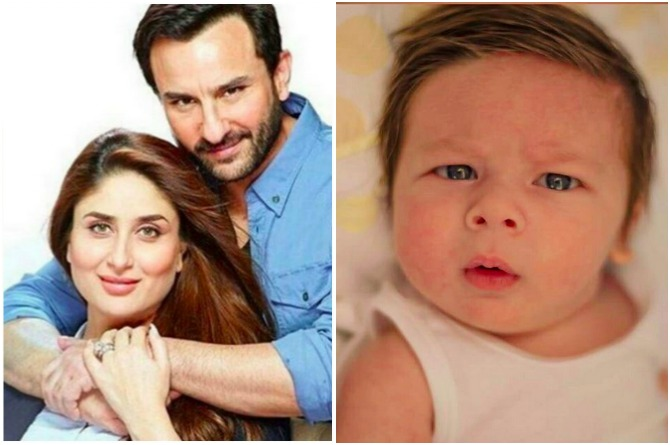Kareena Kapoor has given THIS sweet nickname to her little baby Taimur!