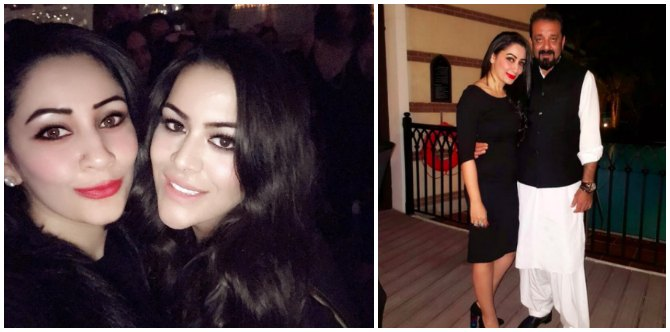 Here's proof that Sanjay Dutt's daughter Trishala shares an AWESOME relationship with stepmom Maanyata!