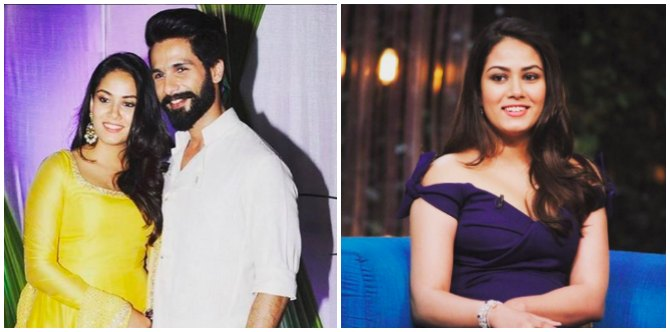 Mira Rajput Kapoor wants to be a stay-at-home mother. Here's why!