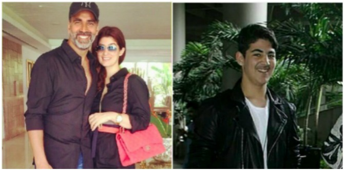 Mum Twinkle Khanna is popular as a 'savage' among son Aarav's friends!