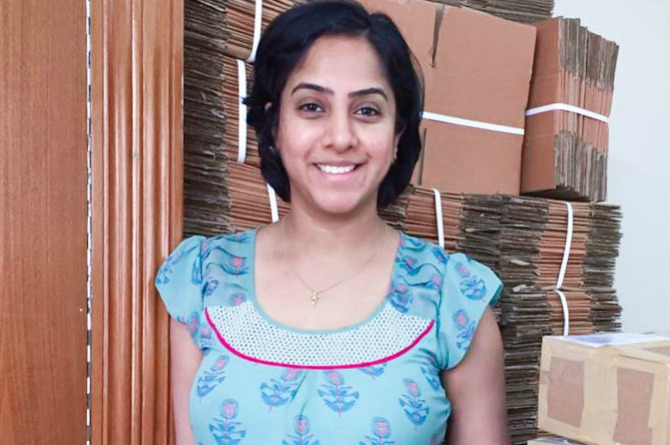 What an inspiration! How Anuradha Rao started Bumpadum, India's first eco-friendly cloth diaper company!