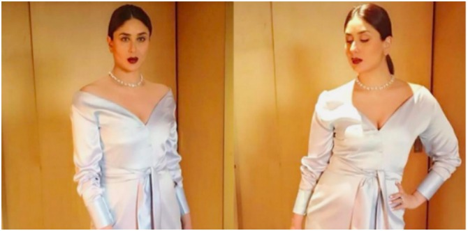 Slimmer looking Kareena's latest pictures prove her post pregnancy diet is working!