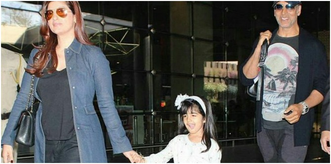 Here's why Twinkle Khanna has been keeping Nitara away from limelight