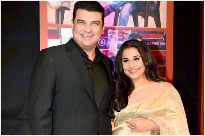 Is Vidya Balan Pregnant Well She Is Finally Revealing