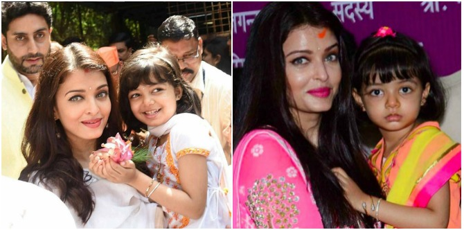 Aaradhya Bachchan is just a cute desi girl at heart! Here's proof