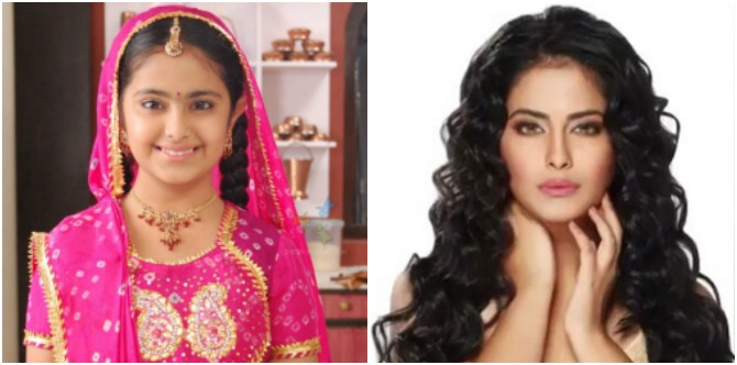 Balika Vadhu's Avika Gor has undergone a stylish makeover and looks like a superstar now!