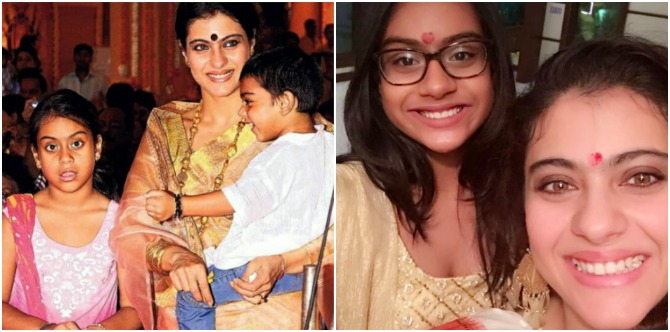 Kajol celebrates daughter's 14th birthday with a special message and a surprise gift!