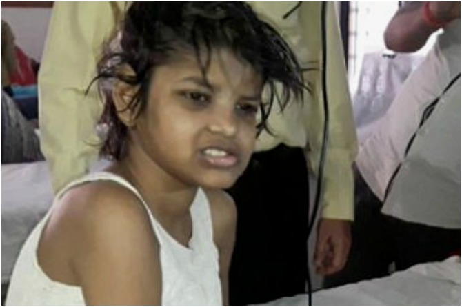 OMG! Real-life Indian 'Mowgli girl' who was allegedly raised by monkeys found in UP