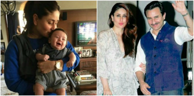 Saif Ali Khan: Taimur should have the freedom to be a Buddhist if he wants!