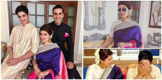 Akshay Kumar receives the National Award and this is what wife Twinkle had to say!