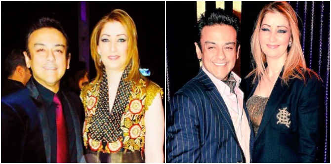 Congratulations Singer Adnan Sami And Wife Roya Blessed With A Baby