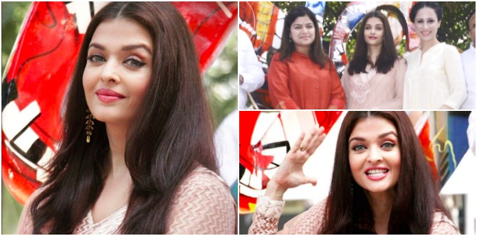 In pics: Aishwarya Rai Bachchan's first public appearance after father's demise was all for a good cause