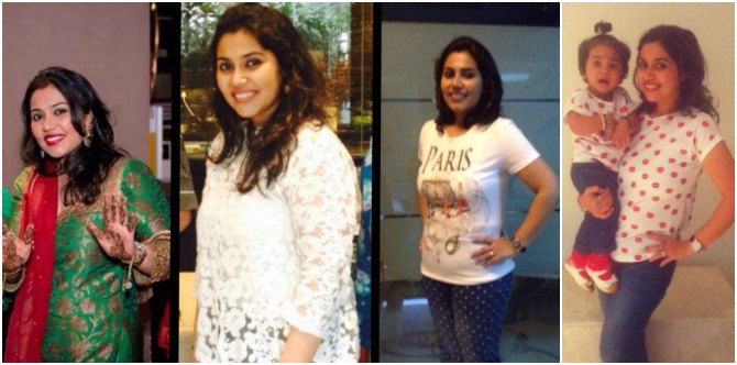 This mum of a two-year-old lost 10 kilos in 6 months without dieting! (Yes, really!)