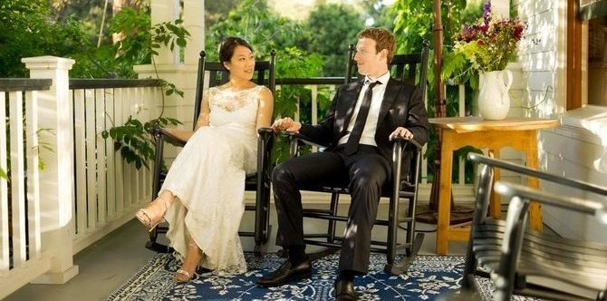 Mark Zuckerberg's sweet tribute on his 5th wedding anniversary