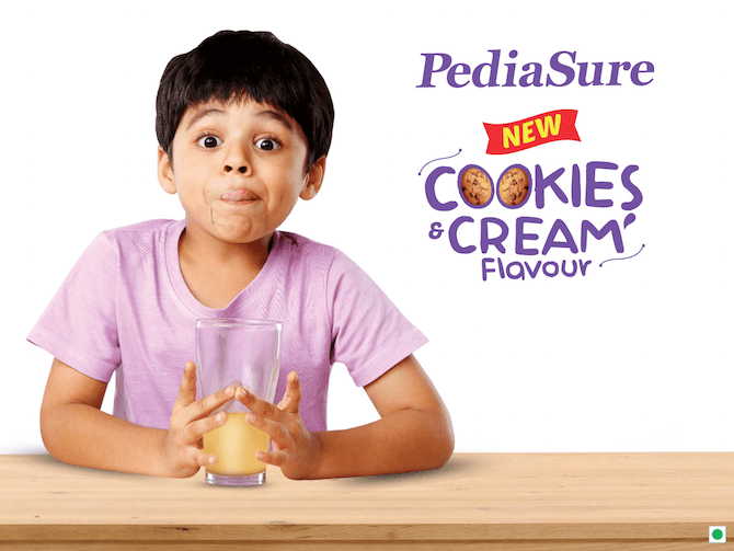 pediasure cookies and cream