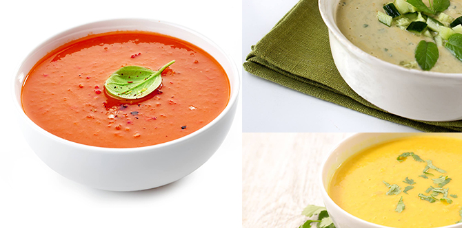 5 desi healthy soup recipes that can be your baby's first food!