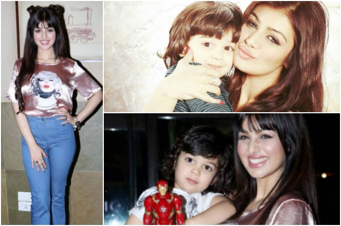 Gorgeous Mum Ayesha Takia Has Lost Oodles Of Weight And Looks Svelte In Her New Avatar -9439