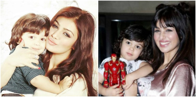 Gorgeous Mum Ayesha Takia Has Lost Oodles Of Weight And Looks Svelte In Her New Avatar -4232