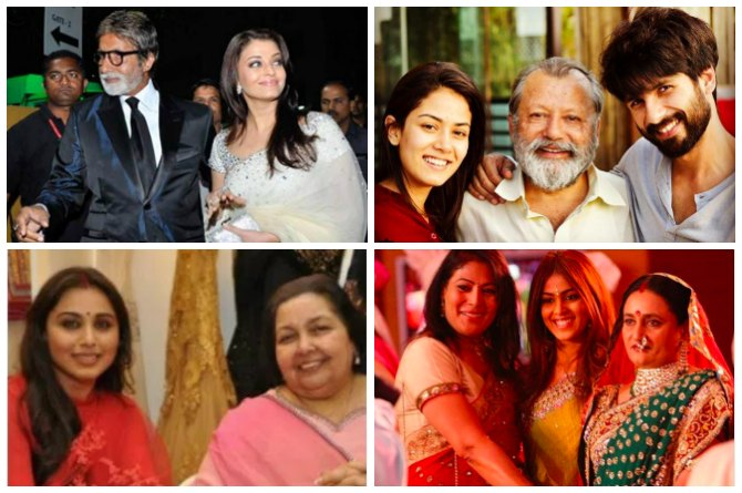 These 4 supportive celeb in-laws show us how to keep your bahu happy