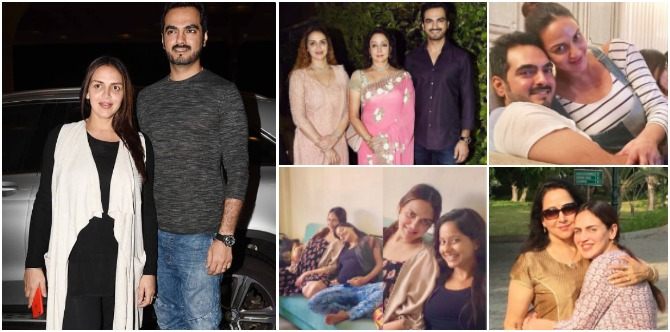 Glowing mum-to-be Esha Deol is winning hearts with her easy-breezy maternity style
