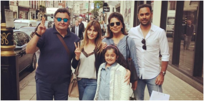 Neetu Kapoor's unique relationship with her son-in-law is a lesson for all of us!