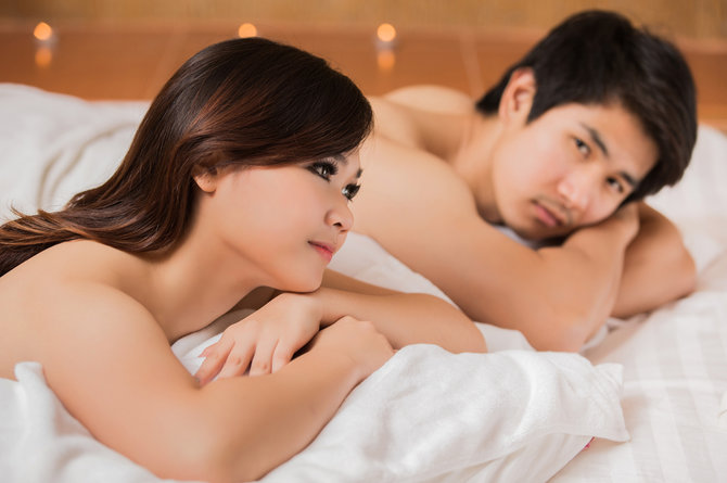 The top 5 sexual fantasies that married women have