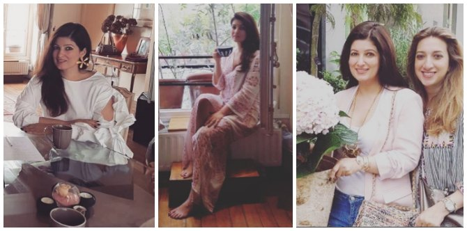 Twinkle Khanna took a holiday, without her kids… and why you should too!