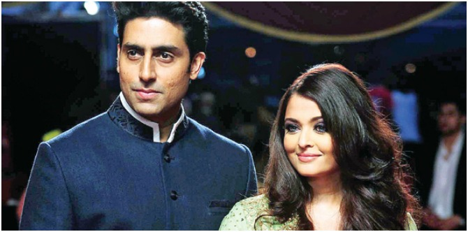 Congratulations! Aishwarya and Abhishek have a new addition to their family
