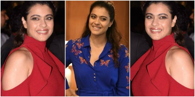 In pics: Visibly slimmer Kajol is silencing her fashion critics with her sartorial choices