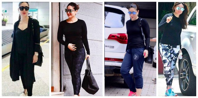 New Mummy Kareena Kapoor Khan is playing that CLASSIC trick to look thin!