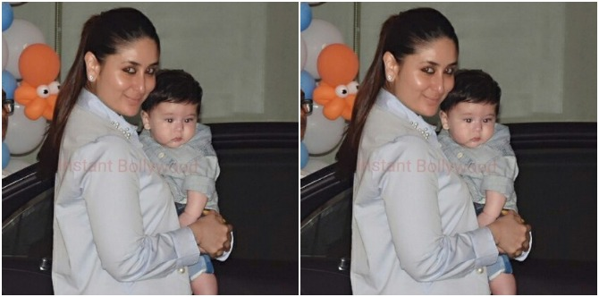 Kareena is losing 18 kilos of pregnancy weight because of THIS change in her life!