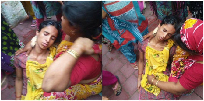 Noida's shame! Couple 'beats up' and 'locks' their 26-year-old maid for stealing money