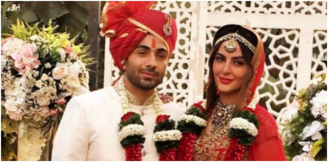 Shocking! Six months after her wedding, Mandana Karimi thrown out by in-laws