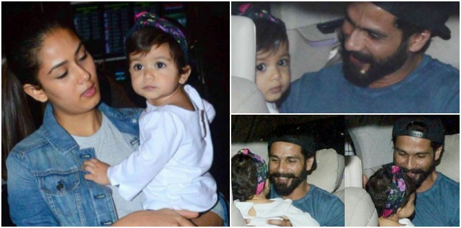 Mira Rajput reveals why she is not inviting any celebrities for Misha's first birthday!