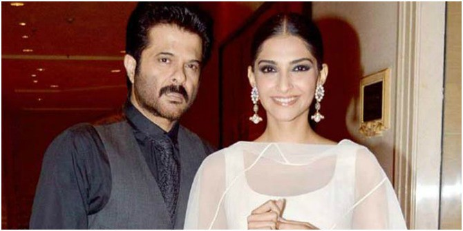 Dad Anil Kapoor finally reveals the TRUTH about daughter Sonam Kapoor's wedding