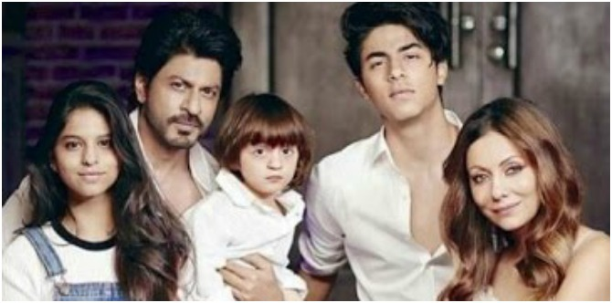 Dad Shah Rukh Khan has no inheritance for his kids but will give them THIS instead!