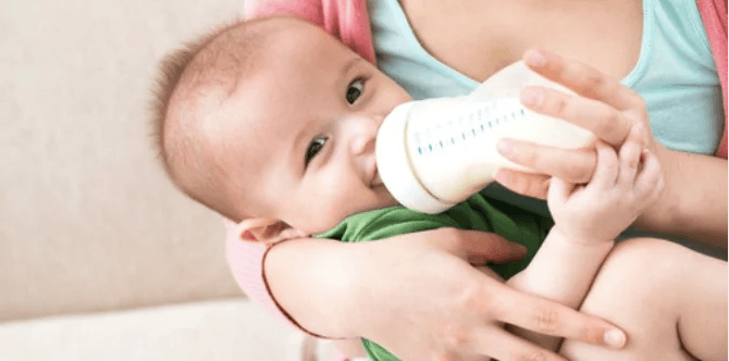 Mixed feeding: Everything you need to know