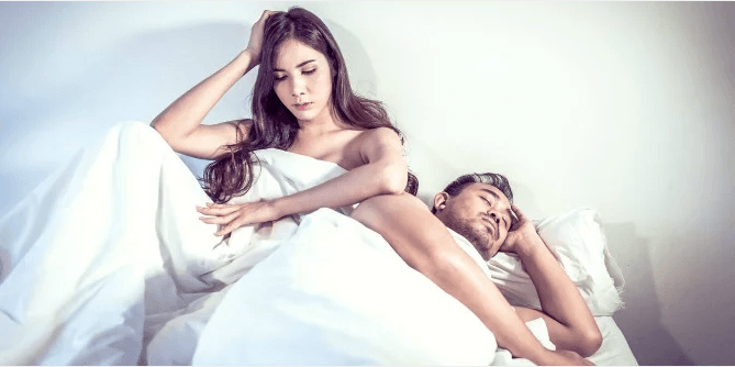 Can you love your husband without wanting to have sex with him?