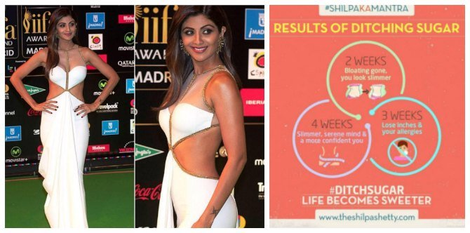 """""""I cut down this food item from my diet like mum Shilpa Shetty and this is how it helped me"""""""