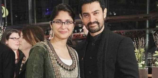 OMG! Aamir Khan and Kiran Rao down with swine flu, undergoing treatment at Mumbai home