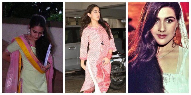 OMG! Sara Ali Khan reminds us of a young Amrita Singh from the movie Chameli Ki Shaadi