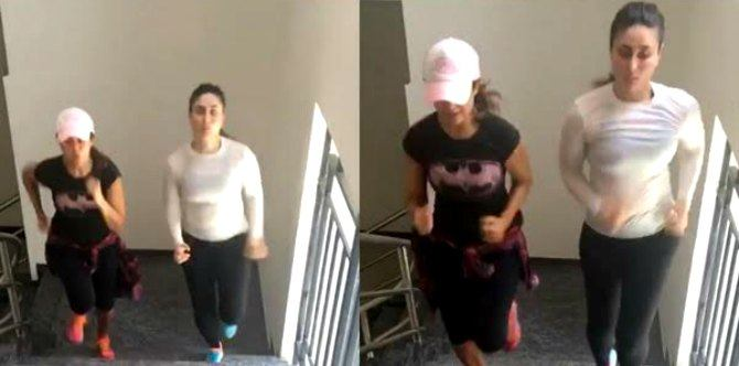 """I Tried The Kareena Kapoor Workout And It Is Working For Me!"""