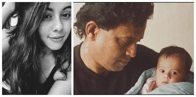 Mithun Chakraborty's adopted daughter is all grown up and here's how she looks now!