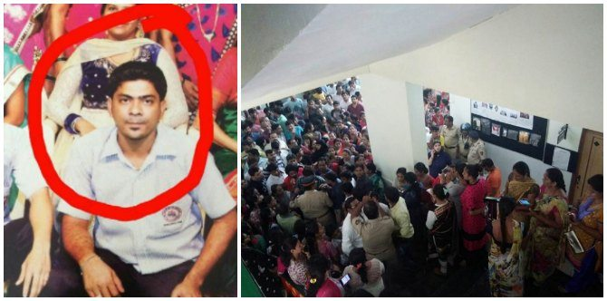 Horrific! Four-year-old girl raped by peon in posh Mumbai school, parents outraged!