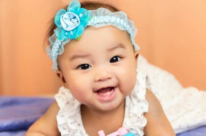 Order of baby teeth appearance: All that you need to know