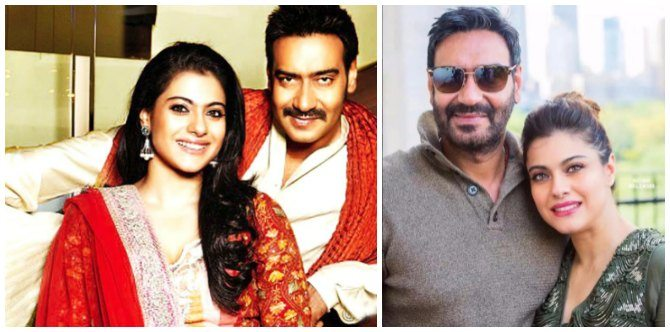 Celeb couple Ajay Devgn and Kajol show you how to keep a marriage alive and kicking!
