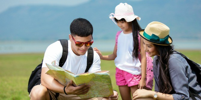 Travel isn't just fun, it's the perfect way to help your child's development