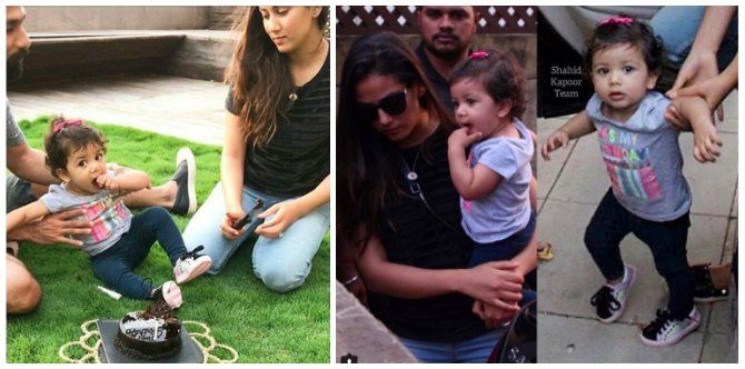 OMG! Mira Rajput is a thrift mum too just like Kate Middleton!